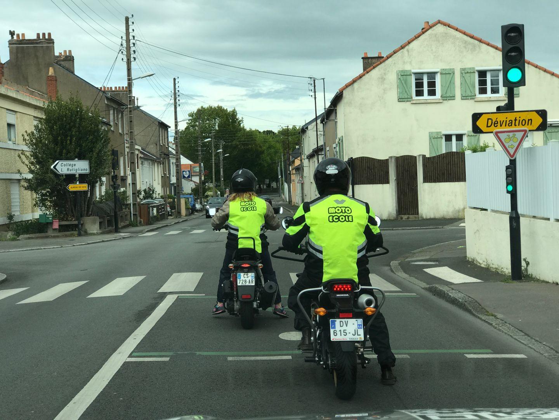 Formation 125 à Nantes