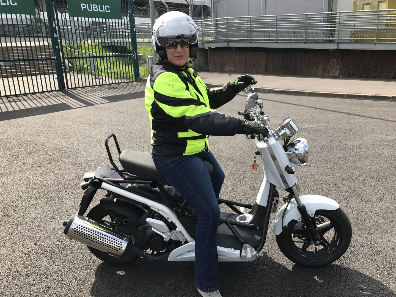 Scooter B-Bone