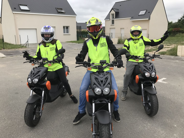 permis AM sur Nantes la Beaujoire